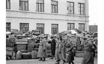 79 лет назад  первый поезд с депортированными евреями из Гамбурга прибыл на станцию Товарная