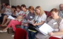 Bildungsseminar in Yad Vashem