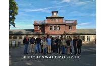 Образовательная поездка белорусских мультипликаторов в Бухенвальд