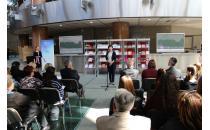 Открытие выставки «Лагерь смерти Тростенец. История и память» в Национальной библиотеке Беларуси