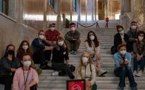 Последние дни в Вене: дискуссии о культуре памяти в Австрии и работа над подкастом