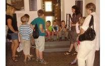 Ein Schulsommerlager in der Geschichtswerkstatt