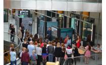 Die Ausstellung über Trostenez in der Nationalen Bibliothek eröffnet
