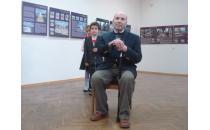 Oткрытие выставки Леонида Левина в Бобруйске