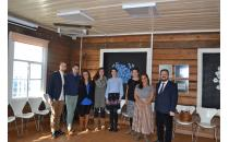 Будущие раввины, канторы и педагоги из США посетили Историческую мастерскую