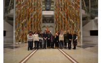 Bildungsaustausch zu Erinnerungskultur des Holocaust zwischen Minsk und Düsseldorf