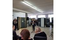 Выставка «Лагерь смерти Тростенец. История и память» открылась в зале научной библиотеки Полоцкого государственного университета