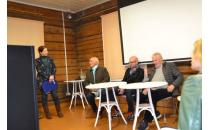 Präsentation des Films über den Buchenwald-Häftling