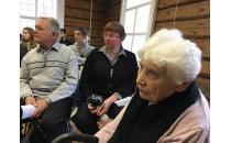 Первое заседание в рамках проекта Исторической мастерской «Помним ради будущего. Диалог трех поколений»