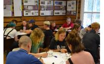Seminar für Jugendliche aus Deutschland in der Geschichtswerkstatt