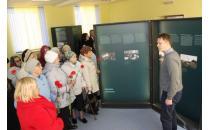 Показ выставки «Лагерь смерти Тростенец: история и память» прошёл в Молодечно