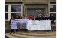 """Präsentation des didaktischen Lernmittels """"Das Minsker Ghetto"""" in Erfurt"""