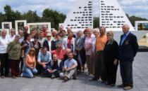 """Leonid Lewin, Vorstandsmitglied des gemeinsamen deutsch-belarussischen Projekts """"Geschichtswerkstatt in Minsk"""", begeht seinen 75. Geburtstag"""