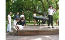 """Литературно-музыкальная композиция """"Вспомните ребята..."""""""