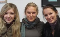 Практика студентов из Беларуси и Германии
