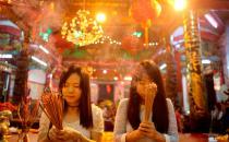 """Диалог поколений. Факультативное занятие в клубе английского языка """"Когда же Китайский Новый 2018 год?»"""