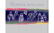 """Электронная версия методического пособия """"Незабытые жертвы войны"""""""